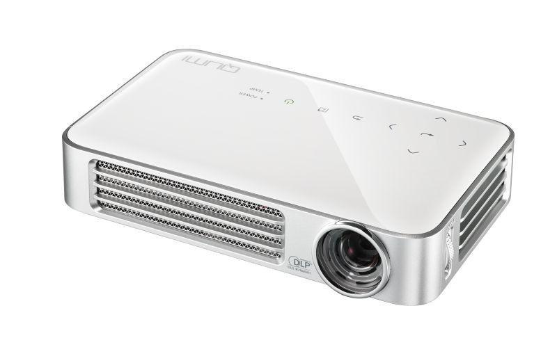 Vivitek Projektor QUMI Q6 biały (WXGA,LED,800 ANSI,30.000:1,HDMI/MHL,USB, WiFi)