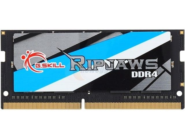 GSkill SODIMM DDR4 8GB Ripjaws 2133MHz CL15