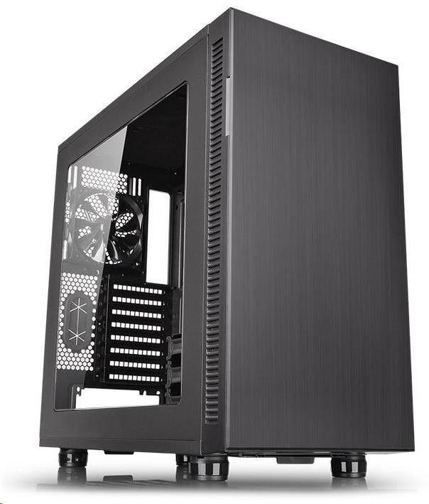 Thermaltake Suppressor F31 USB3.0 Window (2x 120mm), czarna