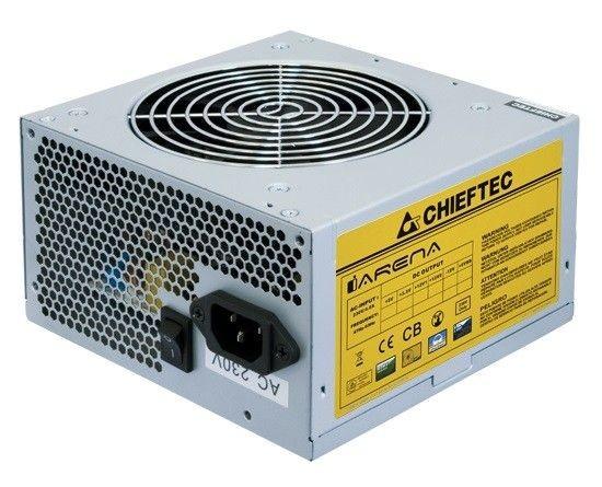 Chieftec ATX PSU IARENA series GPB-500S, 12cm fan, 500W bulk