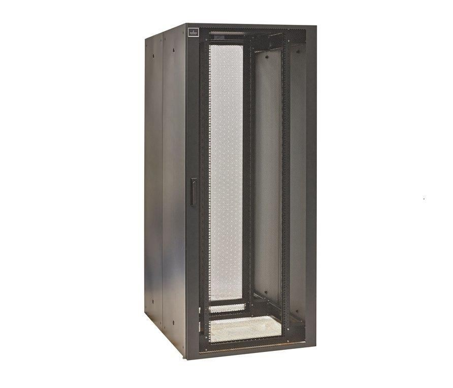 Vertiv Knurr szafa Instarack 42U 800X1200mm, perforated front & rear door
