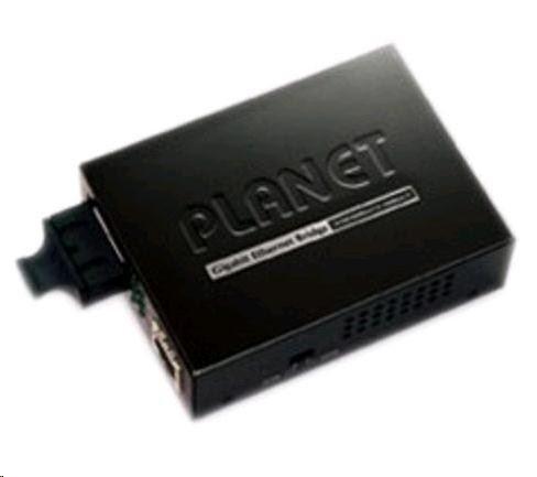 Planet GT-802 konwerter 10/100/1000BaseT <=> 1000BaseSX (SC, Multi-Mode, max. 550m)