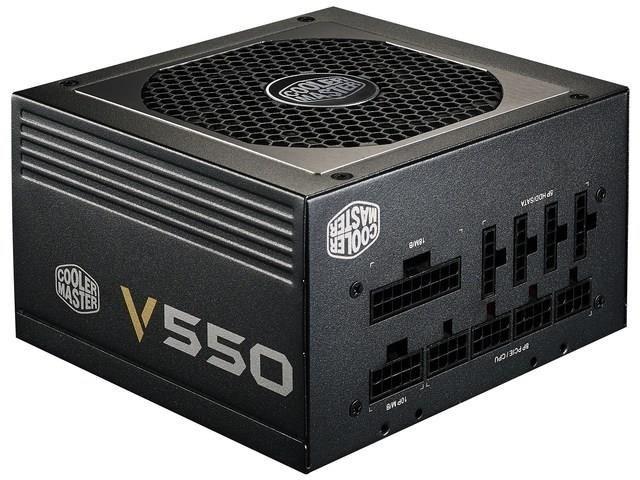 Cooler Master Zasilacz Cooler Master V550 550W modularny 80+ gold