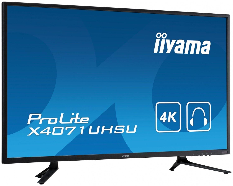 iiyama Monitor X4071UHSU-B1 40inch