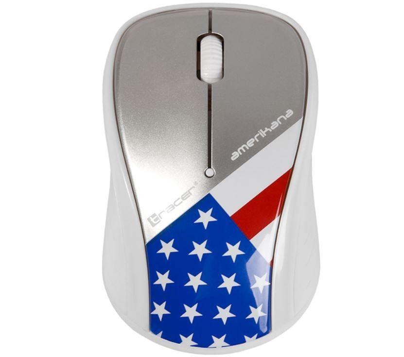 Tracer Mysz Amerikana RF nano