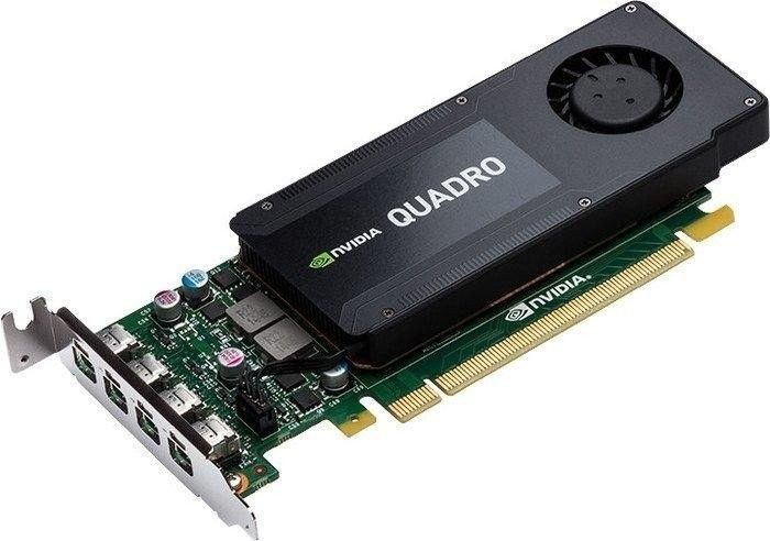 Fujitsu NVIDIA Quadro K1200 4GB, Not for W530/W550