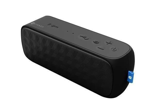 Defenzo Głośnik SoundFit 2x3W/ Bluetooth/ NFC/ PowerBank/ IP54