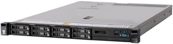 IBM x3550M5 E5-2620v3 16GB 5463K3G