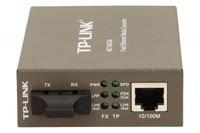 TP-Link MC100CM (konwerter światłowodowy multimodowy)