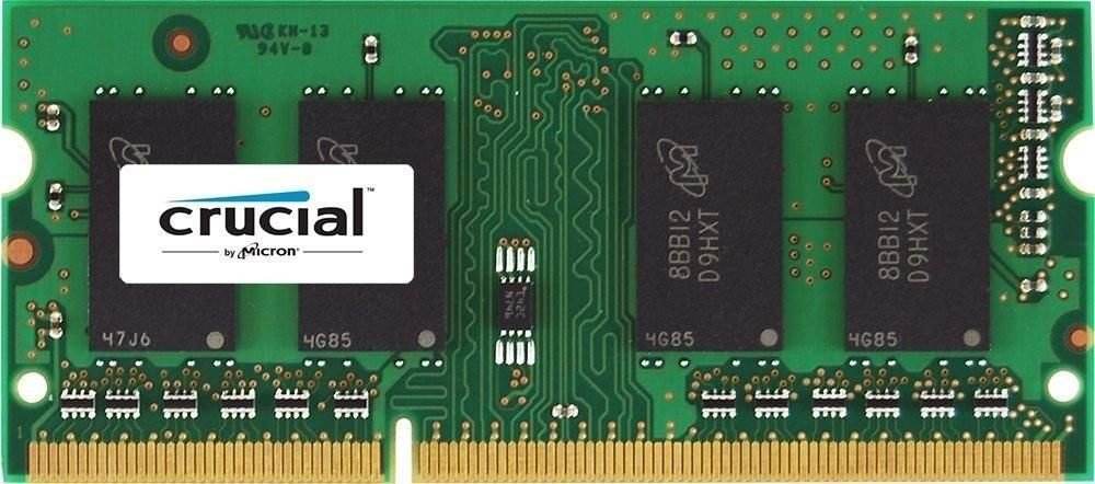Crucial DDR4 4GB/2133 CL15 SODIMM SR x8 260pin