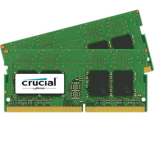 Crucial pamięć DDR4, 2x16Gb, 2133MHz, CL15, DRx8, SODIMM, 260pin