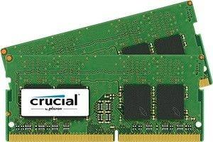 Crucial DDR4 8GB/2400 (2*4GB) CL17 SODIMM SR x8