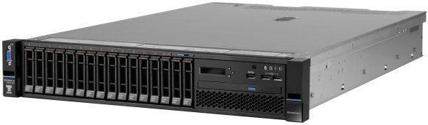 IBM x3650M5 E5-2630v3 16GB 5462K5G