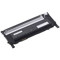 Dell 1235cn Black Standard Capacity Toner Cartridge
