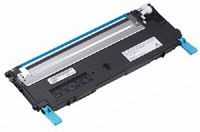 Dell 1235cn Cyan Standard Capacity Toner Cartridge