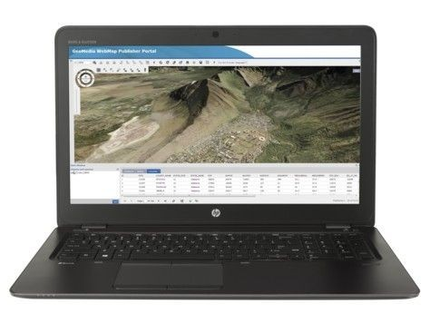 HP Notebook Zbook 15u G3 i7-6500U 15'' 256SSD 8GB