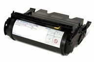Dell Standard Capacity Black Toner Cartridge for Laser Printer W5300n (18000str)