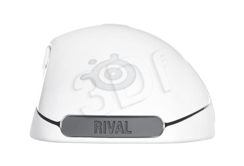 SteelSeries Rival 300 Mouse White