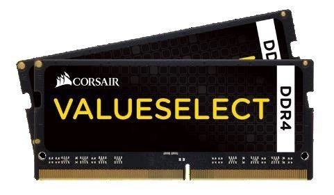 Corsair ValueSelect 2x16GB 2133MHz DDR4 SODIMM 1.2 V