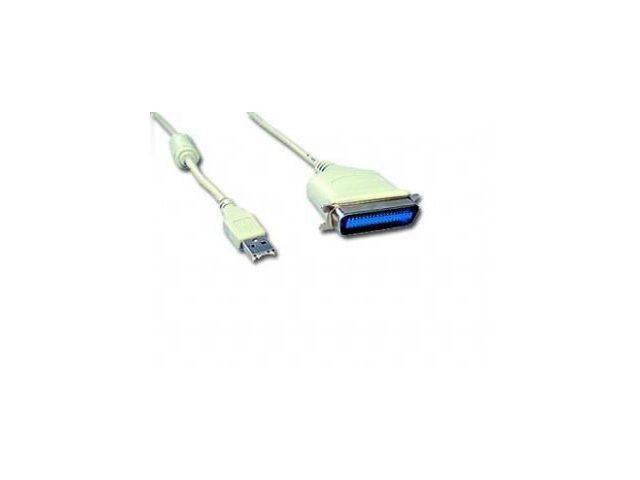 Gembird adapter USB/LPT Centronics (AM-C36M) 1.8M