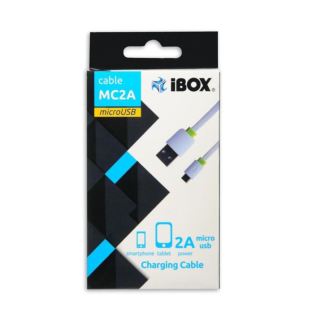 I-BOX KABEL I-BOX MICRO USB ZASILAJĄCY 2A