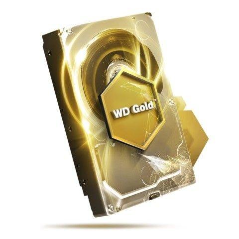 Western Digital Dysk twardy WD Gold, 3.5'', 4TB, SATA/600, 7200RPM, 128MB cache