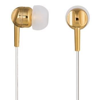 Thomson Słuchawki z mikrofonem Thomson EAR3005GD złote
