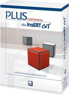 InsERT czerwony Plus dla InsERT GT