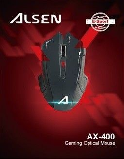 A-team AX400 - mysz gaming