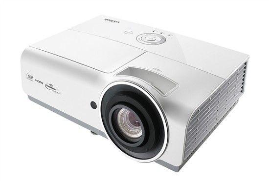 Vivitek Projektor DW832 (DLP, WXGA, 5000 Ansi, 15000:1, HDMI-MHL, LAN, 3D Ready)