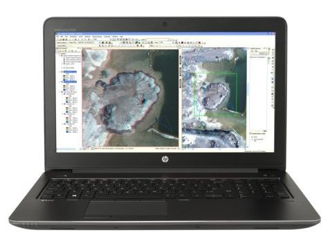 HP ZBook 15 G3 i7-6700HQ 256/8/15,6/W7+10 T7V54EA