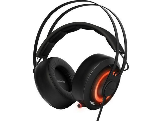 SteelSeries Steelseries Słuchawki Siberia 650 BLACK PC