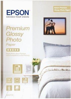 Epson Premium Glossy Photo (255g, A4, 15ark)