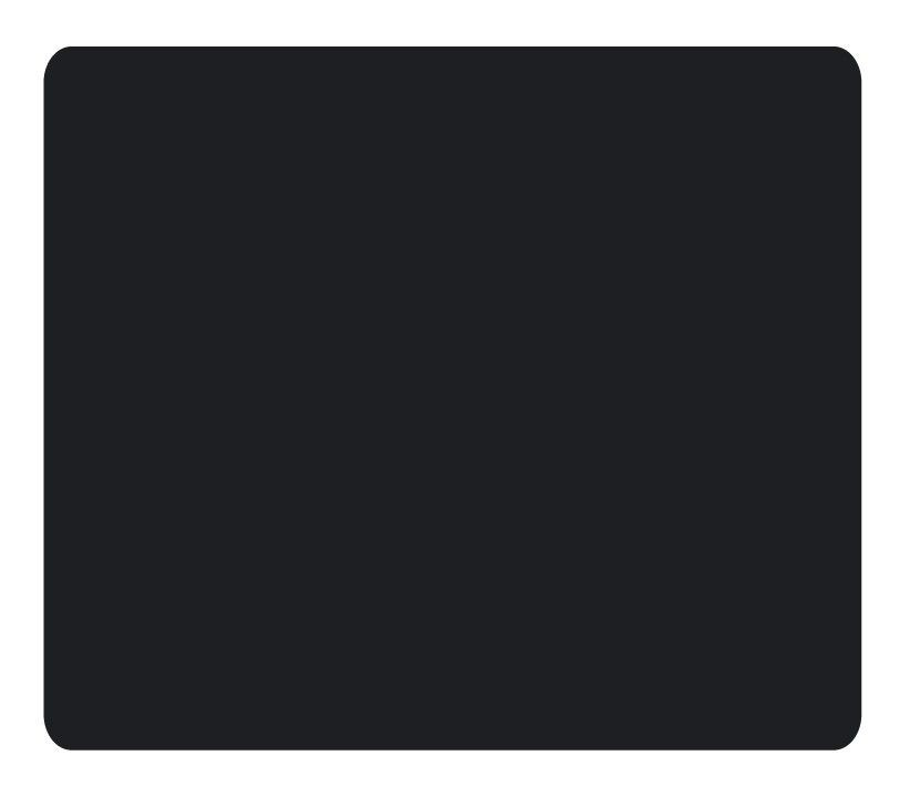 Tracer Podkładka pod mysz Classic - Black - C01