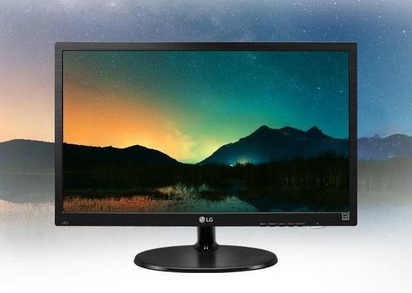 LG Monitor 27MP38VQ-B 27'' IPS, HDMI, D-Sub, DVI-D