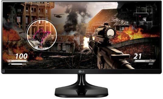 LG Monitor LCD 25UM58-P 25'' IPS, 2560x1080, HDMI