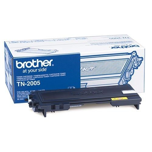 Brother Toner TN 2005 black | 1500str | HL2035 / 2037