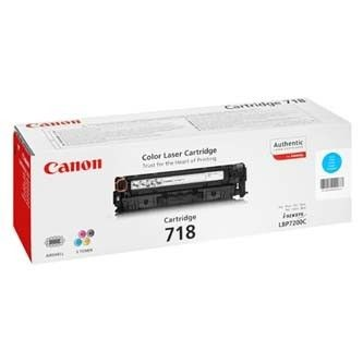Canon Toner CRG718 C | LBP7200/LBP7210/ LBP7660/ LBP7680
