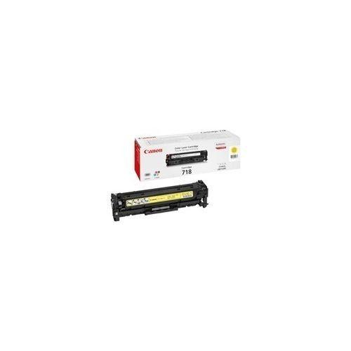 Canon Toner CRG718 Y | LBP7200/LBP7210/ LBP7660/ LBP7680
