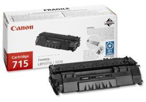 Canon toner CRG 715 black (LBP3310/3370)