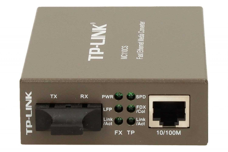 TP-Link MC110CS konwerter światłowodowy singlemodowy