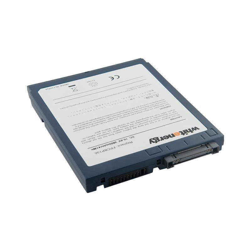 Whitenergy bateria Mediabay Fujitsu Siemens Lifebook C1410 (3800mAh, Li-Ion, 10.8V)