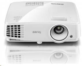 BenQ Projektor MS527, DLP, SVGA, 3300 ANSI lumens, 13000:1 3D