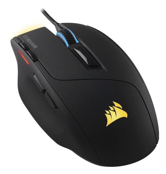 Corsair mysz optyczna Gaming Sabre RGB 10000dpi