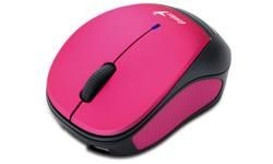Genius Mysz bezprzewodowa Micro Traveler 9000R V3, różowa
