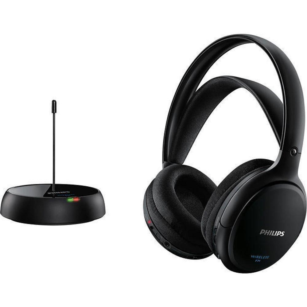 Philips Słuchawki nauszne bezprzewodowe do sprzętu domowego SHC5200