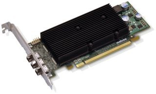 Matrox M9138 1GB (3xMini DP, PCI-E, LP, retail)