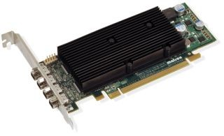 Matrox M9148 1GB (4xDVI, PCI-E, LP, retail)