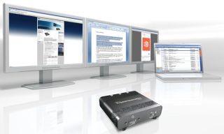 Matrox TripleHead2Go, DP Edition, 1xDP input, 3xDP output, retail