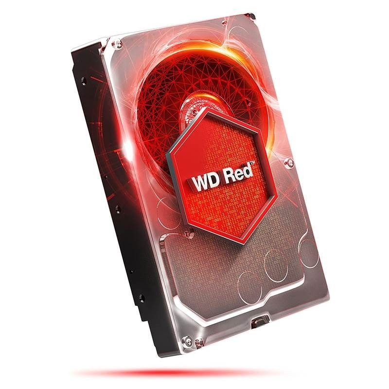 Western Digital Dysk twardy WD Red, 3.5'', 8TB, SATA/600, 128MB cache